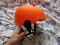 Brand new POC snowboarding helmet men's Receptor BUG Adjustable Medium-Large