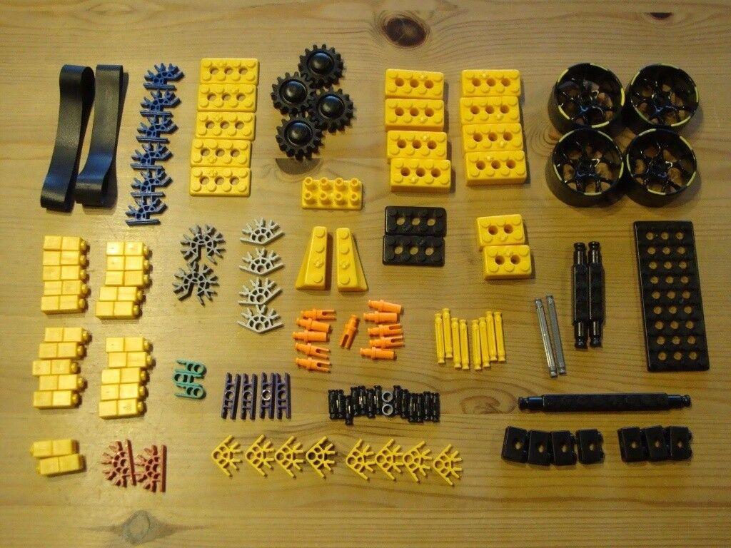 K'nex 10 model building set