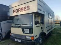 Leyland horse lorry