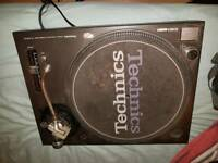 Technics SL1210 MK3 M3d. Great condition all working spot on.