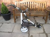 Powakaddy FW3 electric trolley (lithium battery)
