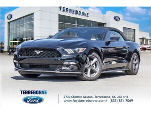 2017 Ford Mustang V6, Convertible, Automatique
