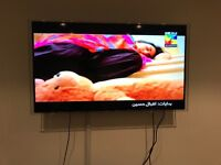 Samsung 46 inch and LG 42 Inch smart plus 3D Full HD TV in Mint condition for sale sale