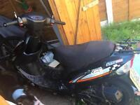 Longlia 50cc moped