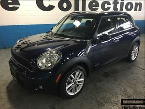 2013 MINI Cooper Countryman S ALL4 w/Premium Pkg & Wired Pkg w/M