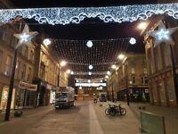 Electrician / Event Electrician / Festive Light installer £150 per day DOE