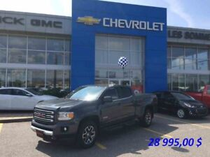 2015 GMC CANYON 4WD CREW CAB SLE ALL TERRAIN 4X4