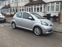 Lovely 2008 Toyota Aygo 1.0, 5 Door Hatch, 58k Miles Only, 1 Yrs MOT, Service History, 3 Owners