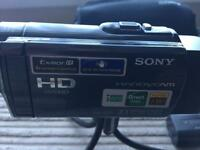 Sony Hd handy cam