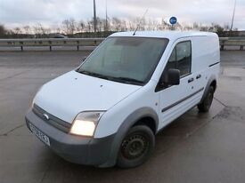 FORD TRANSIT CONNECT CREW VAN T210 75 PS 2008 MOT