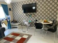 2 bedroom flat wanting a 3 bedroom house
