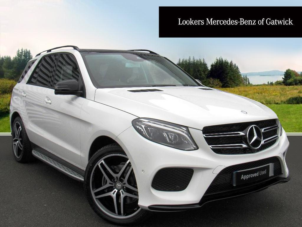 mercedes benz gle class gle 250 d 4matic amg line premium white 2017 01 24 in crawley west. Black Bedroom Furniture Sets. Home Design Ideas