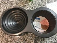 Jumbo cup cake muffin tin pan