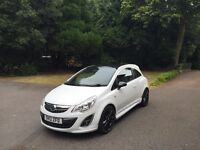 Vauxhall Corsa 1.2 16v limited edition