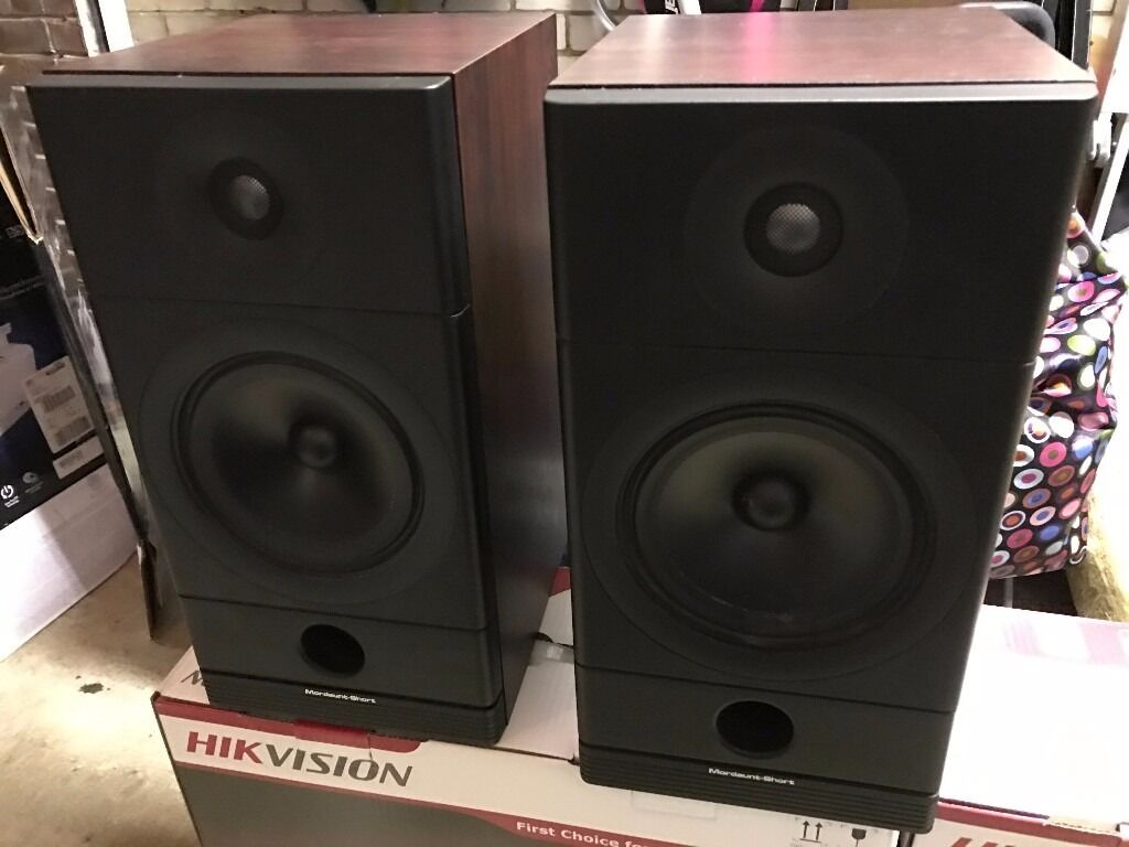 MORDAUNT SHORT MS3.30 100W MAIN SPEAKERS