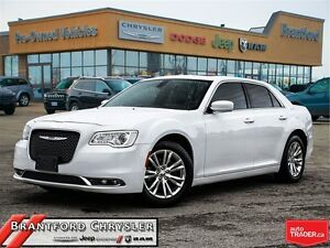 2016 Chrysler 300 Touring~Navigation~Pano Sunroof~Leather~Blueto