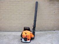 Huge 87cc Petrol Back-Pack Leaf Blowers 5.5hp - dirt dust grass snow blaster
