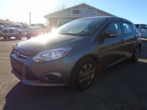 2014 Ford Focus SE Hatchback Auto Air Cruise PW PL