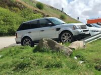 2006 LAND ROVER RANGEROVER SPRT TDV6 SE A SWAP OR P-X WHAT HAVE YOU NEW OR OLD CASH UP OR DOWN