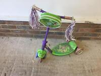 Tinker Bell scooter