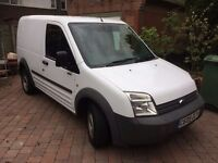 Very Clean one owner Transit Connect. Regional service van no heavy loads. Good service history