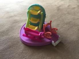 Zhu Zhu Pets Babies Fun Time Sleepover Play Set
