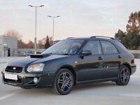 Subaru Impreza 2.0 WRX 5dr Full Service History, 250 BHP