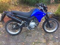 Yamah XT 125 Motorbike (2007)- Great First Bike & Commuter
