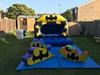 Deal bouncy castle hire
