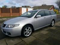 LOW MILEAGE HONDA ACCORD ESTATE 2.2 DIESEL FULL HISTORY PX WELCOME