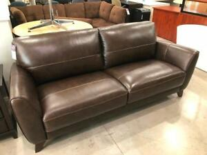 Cambria Leather Sofa *NEW*
