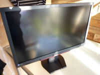 "Eizo Foris 2333 23"" ips 60hz gaming monitor"
