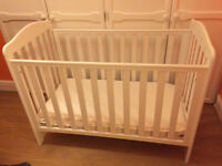 Cot (including mattress) £30 ONO