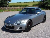 Honda S2000, Hardtop & Private Plate + £1000s spent.