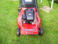 2007 lawn king self propelled quattro 40 engine 51cm cut
