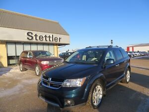 2014 Dodge Journey R/T AWD!! LEATHER!!