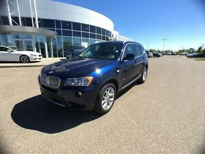 2013 BMW X3 xDrive28i Leased Unit, Loaded Must See!