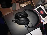 Hyperx cloud gaming headset ps4/pc