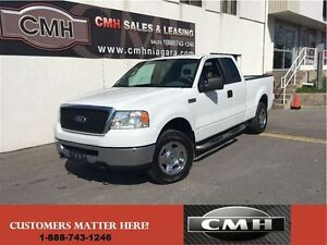 2008 Ford F-150 XLT 4X4 PWR-GROUP *CERTIFIED*
