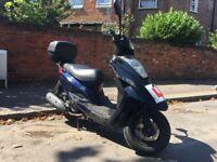 YAMAHA VITY XC 125 e Vity Scooter / Moped