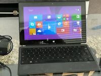 Windows Surface Pro for sale, 128GB, VGC, includes charger and touch pen, £190 o.n.o