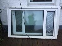 2 x double glazed window units