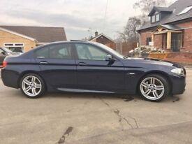 2010 BMW F10 530d Sport - Remapped to 290bhp - FSH - Great Spec!!