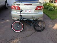 Custom bmx for sale.