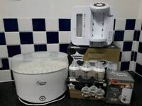 Tommee Tippee Perfect Prep Machine and Sterilser
