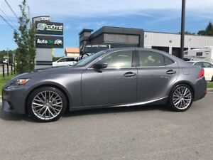 2014 Lexus IS 250 IS250 AWD/ CAMERA RECULE/NAVIGATION/TOIT OUVRA