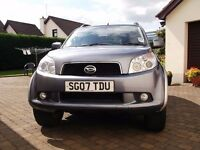 Daihatsu Terios 1.5 SX 4WD - one owner from new - very low Miles