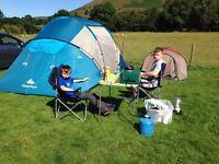 Decathlon Family tent