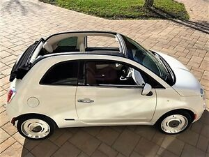 2015 Fiat 500 **LOUNGE EDITION 1957**