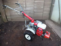 Honda F600 Rotavator / Two Wheeled Tractor in fantastic condition